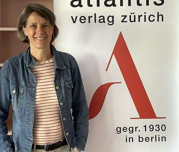 Daniela Koch wird Verlegerin von Atlantis Literatur