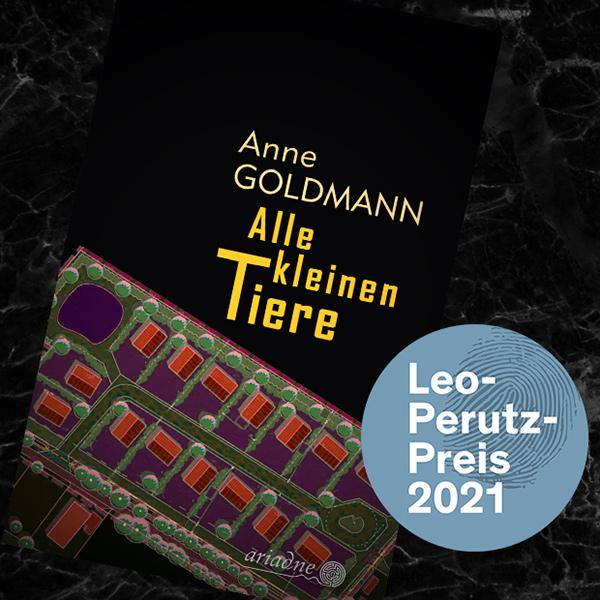 Banner Leo-Perutz-Preis 2021