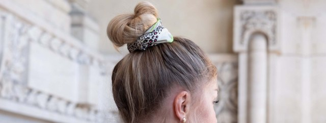 top knots: the best bun hairstyles to try