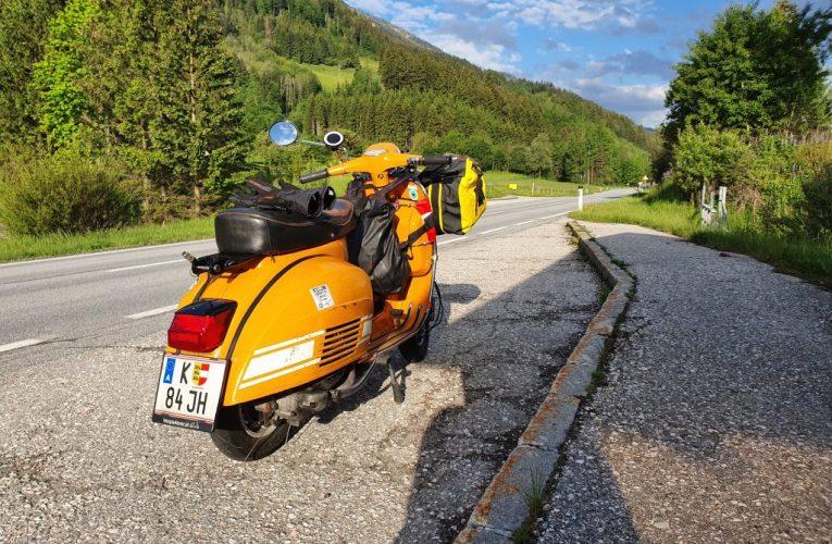 Pyhrn Priel Vespa Rallye