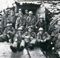 Gruppenbild am Grupenausgang