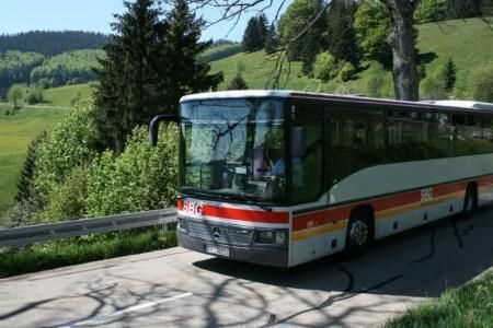 Mit Konus kostenlos Bus nutzen