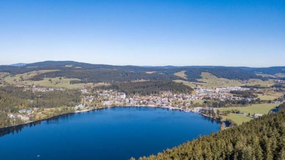 Luogo del palco Titisee