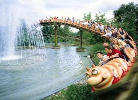 Parco divertimenti Tripsdrill Cleebronn