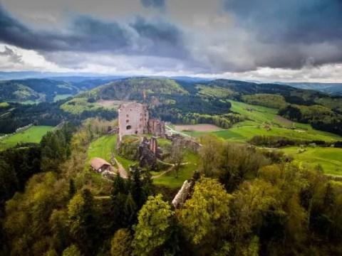 Hohengeroldseck Castle