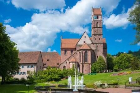 Historische Klosteranlagen, Alpirsbach