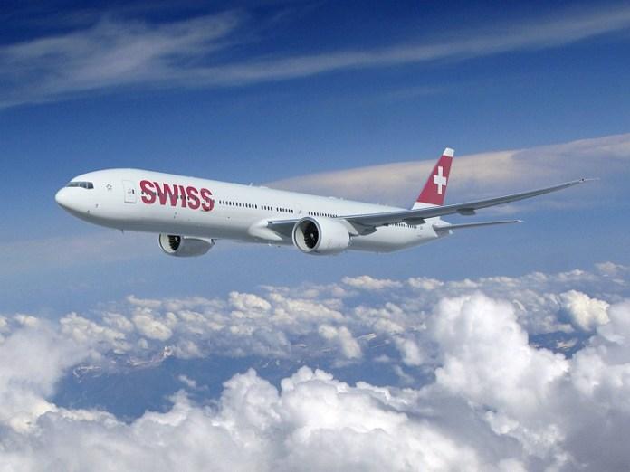 Swiss, meine bevorzugte Fluggesellschaft. (Foto swiss.com)