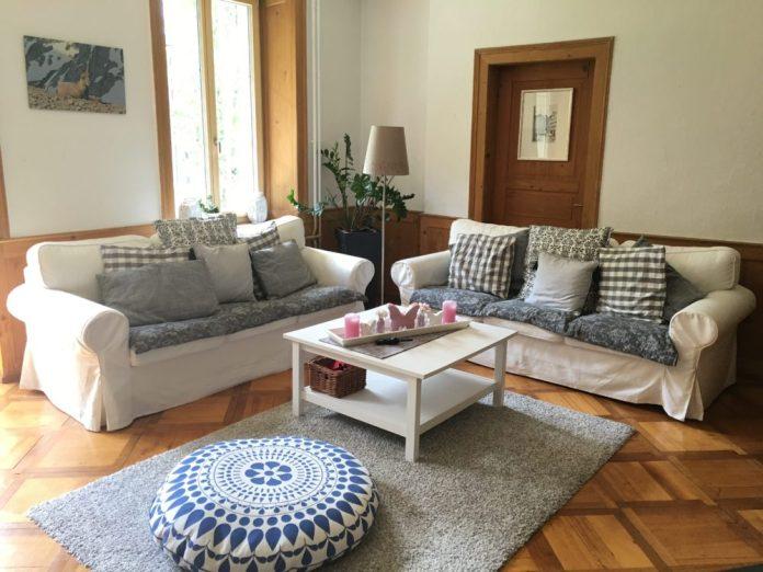 Mein Wohnzimmer (Foto: Andrea Ullius