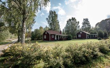 Schweden-Ferienhaus