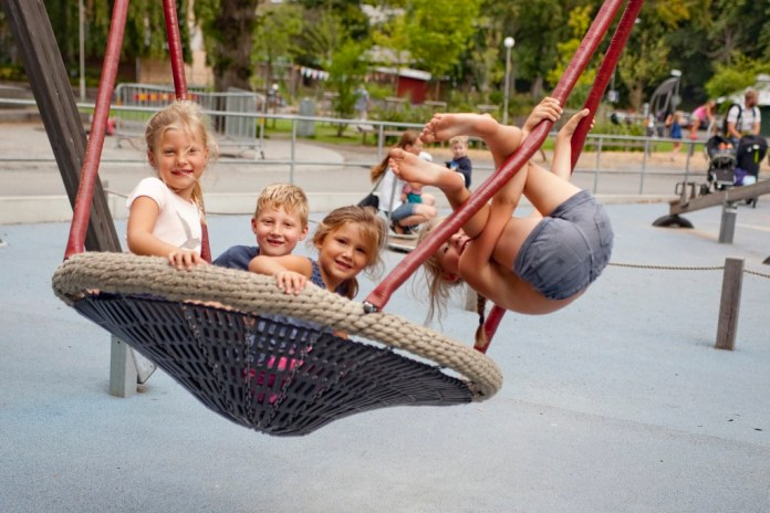 Göteborg mit Familien