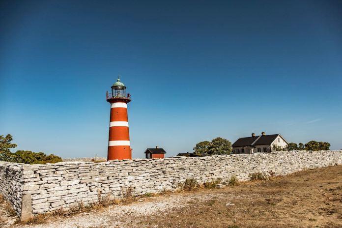 Leuchtturm Gotland