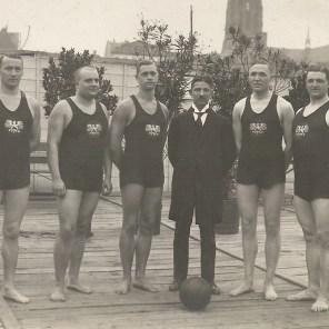1914 Männermannschaft