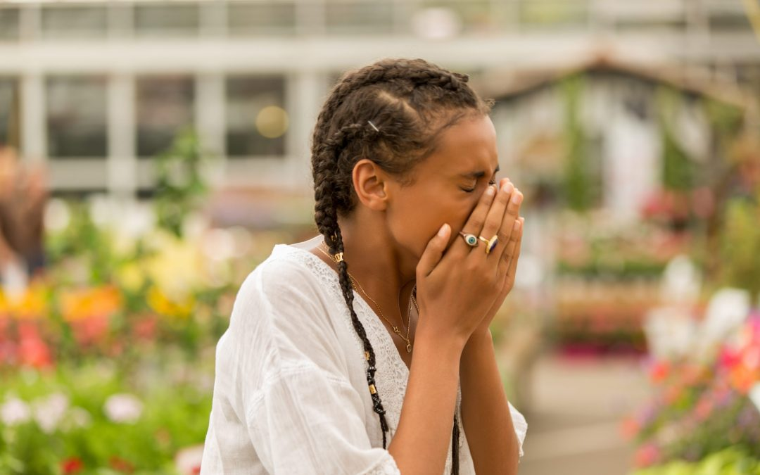 Treat Seasonal Allergy Symptoms Naturally
