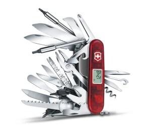 Schweizer Taschenmesser SwissChamp XAVT
