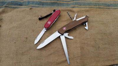 Victorinox Rangerwood 55 Holz