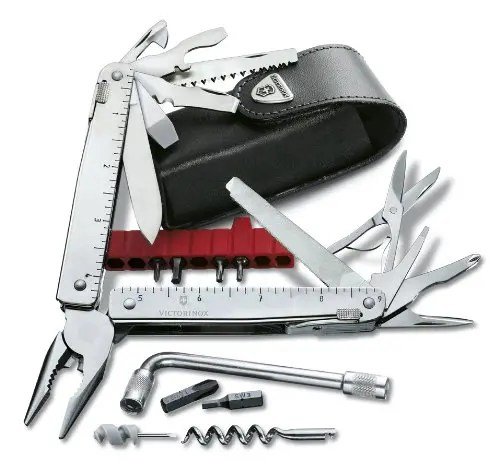 Multitool Test Sieger – SwissTool CS Plus