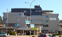 Der Hauptsitz der S+L Münsingen. Bild: zvg