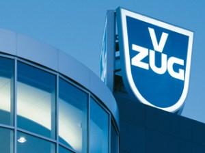 Hauptsitz der Tochtergesellschaft V-Zug. Bild: www.vzug.com
