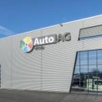 Nutzfahrzeugcenter mit dem Hauptsitz der Auto AG Holding