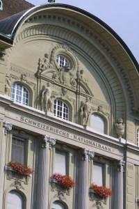 Der Sitz der Schweizerischen Nationalbank in Bern. Bild: www.snb.ch