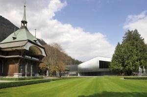 Das Kongressgeschäft im Kursaal Interlaken bleibt nach wie vor schwierig. Bild: kurssaal-Interlaken.ch