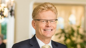 Daniel Bieri, CEO der Bad Schinznach AG ist zufrieden mit dem Geschäftsverlauf im 2015. Quelle: zvg