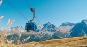 Im Sommer werden die Anlagen der Arosa Bergbahnen nur schwach genutzt. Quelle: Arosa Bergbahnen AG