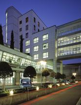 Am Firmensitz von Holdigaz gehen auch nachts die Lichter nicht aus. Quelle: Holdigaz SA