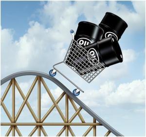 Auch wenn sich der Ölpreis erholt, bleibt er in einem säkularen Abwärtstrend. Bild: fotolia.de