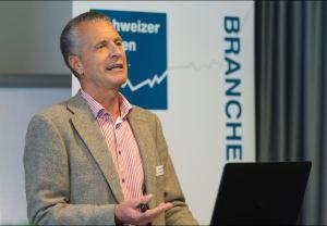 Markus Hasler, CEO Zermatt Bergbahnen AG.