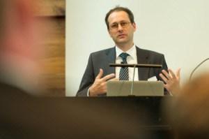 Daniel Grünenwald, Leiter Firmenkunden Nôrd, Clientis Zürcher Regionalbank.