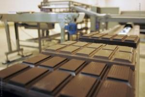 Barry Callebaud könnte seine gute Positionierung durch Akquisitionen noch ausbauen . Bild: eine Schokoladenfabrik des Unternehmens in Brasilien. Quelle: Barry Callebaud