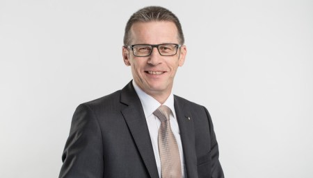 Beat Hiltbrunner führte die Bank SLM auch im 2016 erfolgreich. Quelle: Bank SLM AG