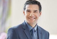 Patrick Vogler, CEO der Grand Resort Bad Ragaz AG