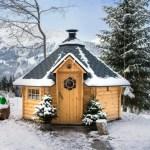 Die Fonduehütte in Wengen lockt auch im Sommer die Gäste an.