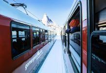 Ein Ausflug auf das Gornergrat ist auch im Winter attraktiv.