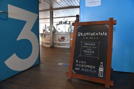 Willkommen zum Branchentalk Tourismus 2021. Bild: Sandra Blaser, schweizeraktien.net