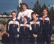 Österr. Hallen-Jugend-Meisterschaft Enns