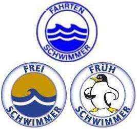 Früh- und Fahrtenschwimmerprüfung