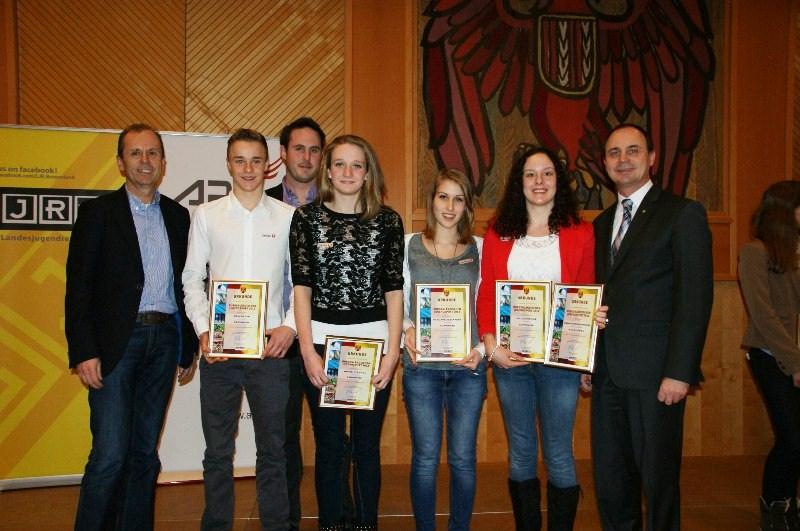 50. Jugendsportlerehrung für 2012