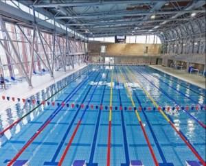 IV. Arena Open Swim Cup Györ 50m