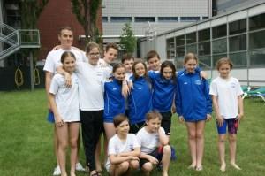 Österreichische Kindermannschaftswettkämpfe Vorrunde 25m