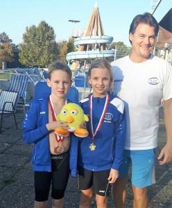 Top Zeiten und Medaillen beim Delphin Cup
