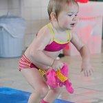 Babyschwimmen für Ein- bis Zweijährige im Alstertal