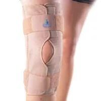 RODILLERAS MUSLERAS CADERAS ortopédicas articuladas y fijas
