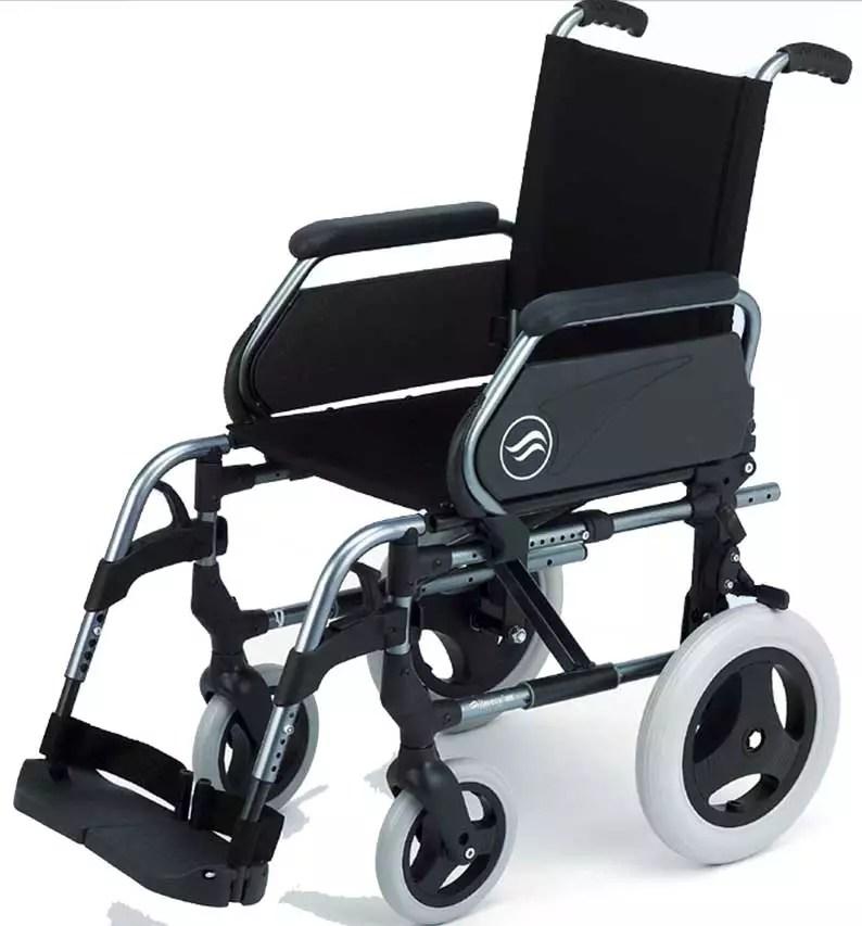 precio silla de ruedas breezy 300