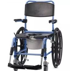 Silla de ducha autopropulsable TS Aqua