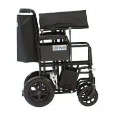 Silla de ruedas para obesos