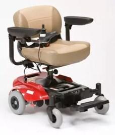 Silla de ruedas eléctrica Micro