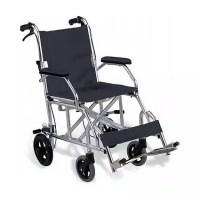 Silla de ruedas de aluminio barata